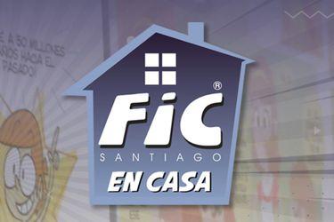 FIC Santiago realizará su novena versión de manera online y gratuita durante este fin de semana