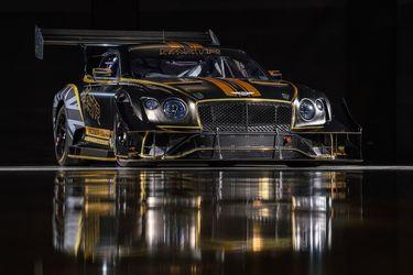 Así es el Bentley que correrá Pikes Peak usando e-gasolina