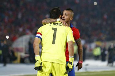 """La contundente señal de Arturo Vidal sobre el lío de la jineta en la Roja: """"Si Claudio es el capitán, bienvenido sea"""""""
