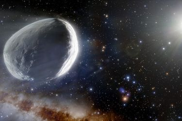 El cometa más grande jamás descubierto se acerca a la Tierra y ya tiene fecha de llegada