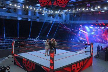 Varios empleados de la WWE están contagiados de COVID-19