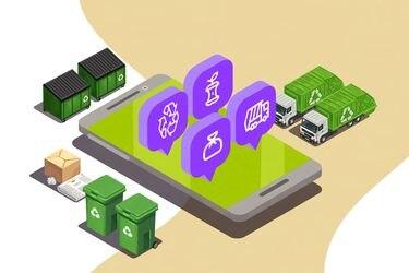 Las innovadoras tecnologías que se están utilizando para fomentar el reciclaje
