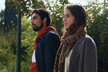 """Niv Sultan y Shervin Alenabi, protagonistas de Teherán: """"Esta serie va en contra de la idea que todos tienen de Irán"""""""