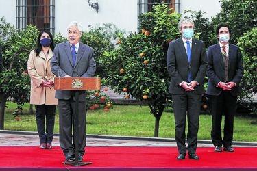 Límite a reelección: Piñera desata molestia de la UDI y alcaldes tras desistir de veto