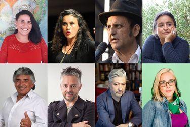 De escritores a cineastas: Los artistas que compiten por un cupo en el Palacio Pereira