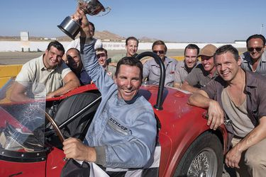 Ford v Ferrari se corona en los Oscar y rompe con la maldición