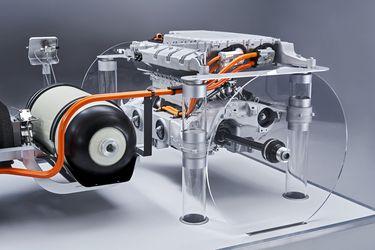 BMW muestra su avance con el hidrógeno