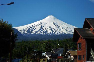 Volcanes en 3D: nueva herramienta para ver los peligros y procesos volcánicos en Chile en tres dimensiones