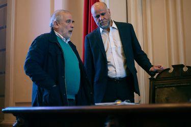 Senadores socialistas anuncian que donarán 25% de sus sueldos a Fundación Las Rosas