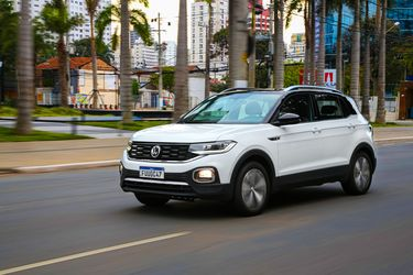 Volkswagen estrena el nuevo T-Cross de motor turbo