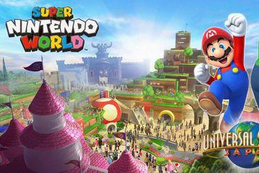 Super Nintendo World cierra sus puertas debido al coronavirus en Japón