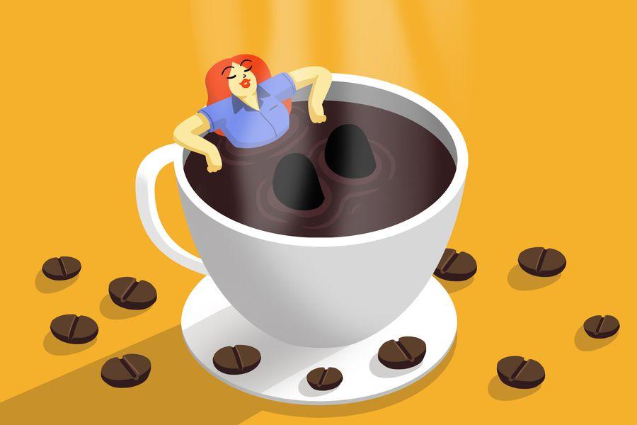 cafeinomanos
