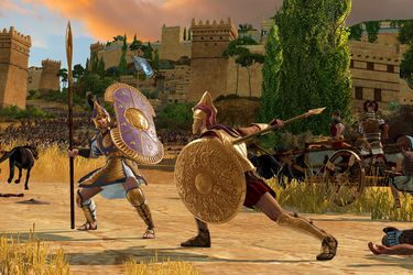 Total War Saga: Troy está disponible de forma gratuita en la Epic Games Store