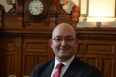 """Nuevo ministro del TC Rodrigo Pica: """"Tenemos un tribunal al cual le ha tocado una época bastante difícil para la sociedad chilena"""""""