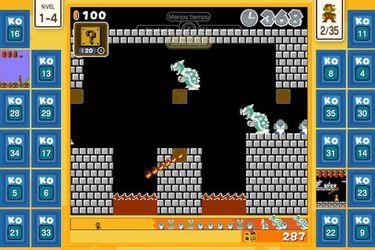Review   Mario 35 es una gloriosa vorágine de frenesí