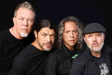 Metallica confirma que está trabajando en un nuevo disco