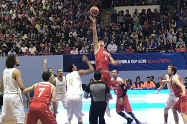 BASQUETBOL CHILE ELIMINATORIAS