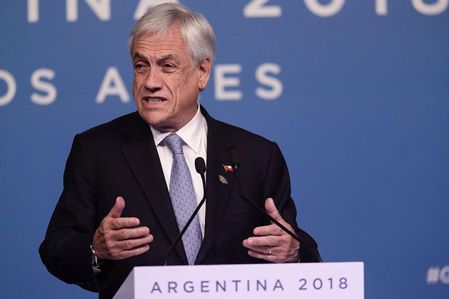 piñera g20