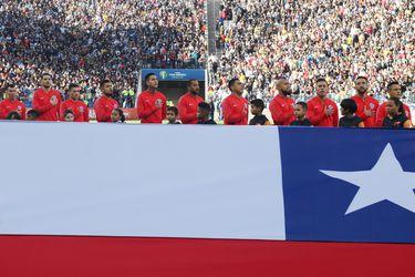 Himno, Chile, Selección