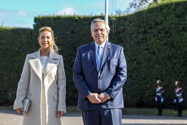 Reunión de trabajo, declaración conjunta y almuerzo de Estado: El itinerario del Presidente de Argentina en su primera visita oficial a Chile
