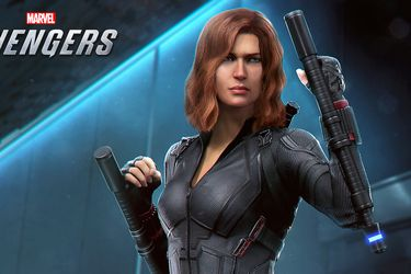 El traje de Black Widow en Avengers: Endgame será la primera skin del MCU en llegar a Marvel's Avengers