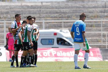 Palestino registra tres victorias consecutivas sobre Audax Italiano en tres escenarios diferentes