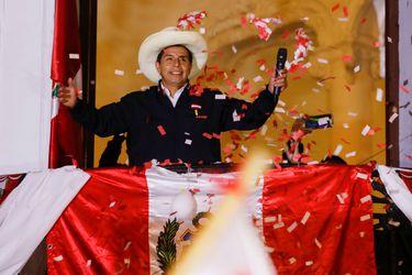 Castillo ya se presenta como ganador en Perú y Fujimori alista presentación de recursos de nulidad de actas