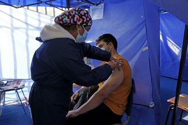 Vacunación de público objetivo