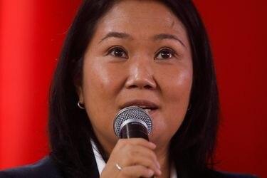 """Keiko Fujimori anuncia acciones legales para obtener listas de electores e insiste en su denuncia de """"fraude"""" en balotaje presidencial"""