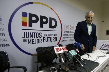 """Heraldo Muñoz responde a críticas por veto de candidatas a la Convención: """"Es primera vez en la historia de nuestro partido que llevamos más mujeres"""""""