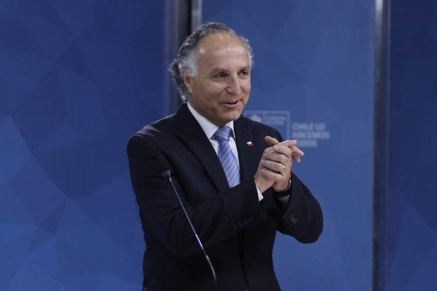 Teodoro Ribera, ministro de RREE.