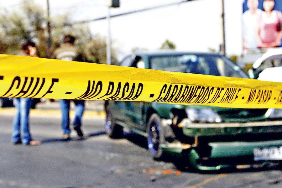 Entre 2016 y 2018, 349 conductores huyeron tras protagonizar un atropello. Foto: AgenciaUno/Archivo