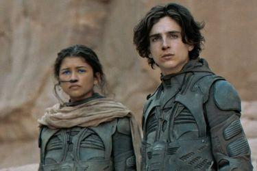 Las cifras iniciales de recaudación de Dune son prometedoras