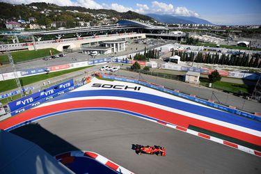 ¿A qué hora y dónde ver el Gran Premio de Rusia?