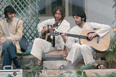 Ringo Starr en el White Album: historias de una inquieta participación