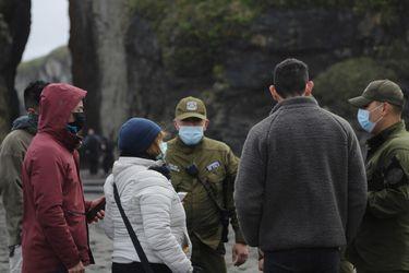 Frente de mal tiempo: Continúa búsqueda de desaparecidos en Cobquecura y una vivienda resulta dañada en Paine