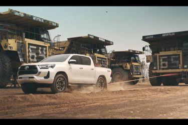¡Las 10 líderes! Toyota cumple su advertencia y la Hilux se convierte en la camioneta más vendida del país