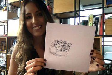 La ilustradora detrás del dibujo de la catedral de Notre Dame que se volvió viral