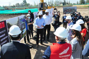 Tres recintos en ejecución y ad portas de comenzar la construcción de la Villa: Las obras de Santiago 2023 toman forma