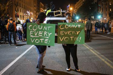 EE.UU. y una nueva pesadilla electoral