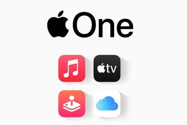 Apple habilitó las suscripciones para Apple One, el plan que agrupa servicios de la compañía