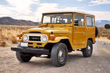 Toyota vuelve a producir repuestos para el veterano 4x4 Land Cruiser del 60