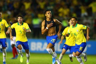 Brasil y México irán por la corona
