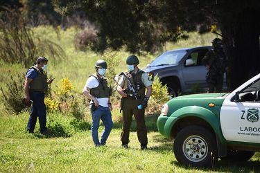 """Fiscal de La Araucanía por muerte de carabinero: diligencias preliminares indican que se trató de un """"ataque sorpresivo"""""""
