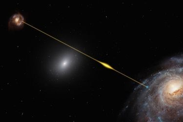 """Otra misteriosa """"ráfaga de radio rápida"""" visita el planeta: científicos nunca habían detectado una  originada tan cerca de la Tierra"""