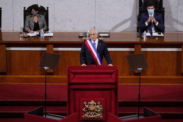 """Presidente Piñera y matrimonio igualitario: """"La vida me hizo cambiar de opinión"""""""