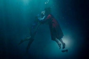 El primer tráiler de The Shape of Water, lo nuevo de Guillermo del Toro
