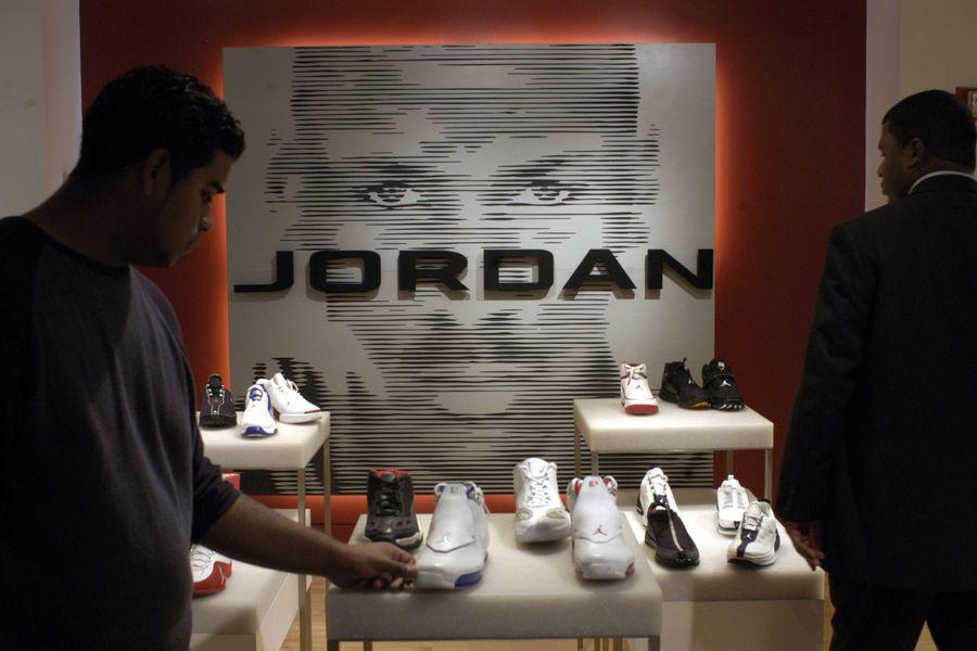 Las zapatillas de Michael Jordan baten un récord