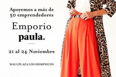 Apoyemos el emprendimiento en Emporio Paula