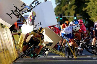 """Habla el victimario del Tour de Polonia: """"No encuentro palabras para describir lo que siento"""""""